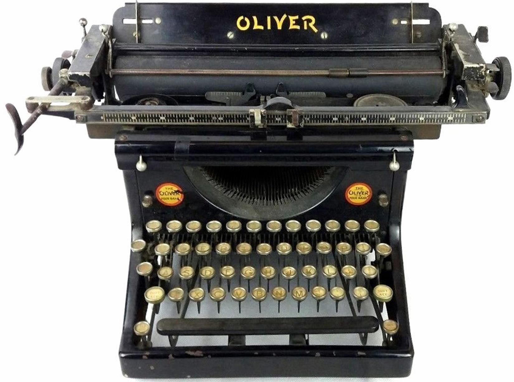 Oliver Four Bank